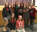 Middle School Students Earn Top Awards at RI National History Day Competition