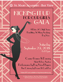 Fall Fundraising Gala Date Announced