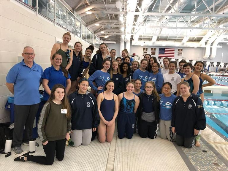 Bengals Shine at Bay View Swim Invitational
