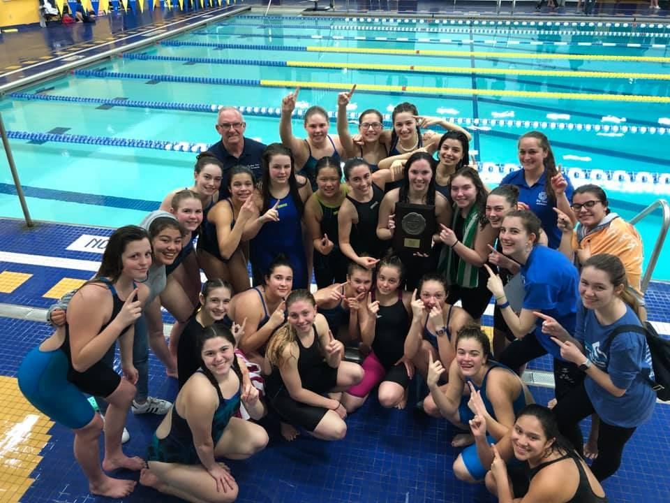 Bengals Swim Team Celebrates Championship Season